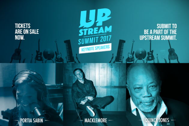 Upstream Music Fest and Summit