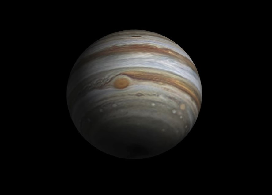 Watch a journey to Jupiter created by amateur astronomers ...