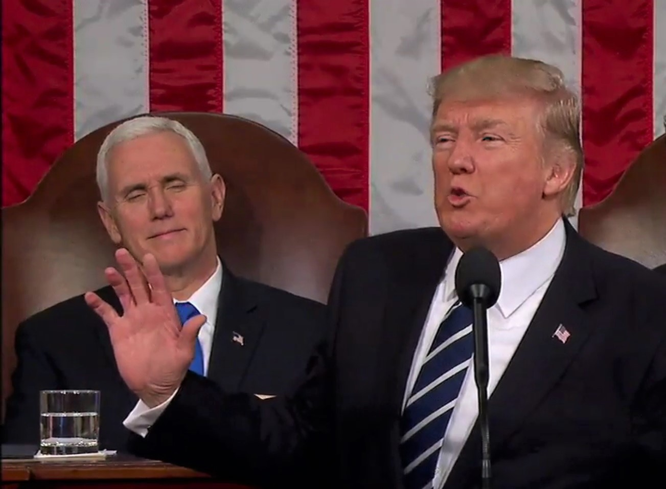 Deep Space Gateway >> Trump's speech evokes 'distant worlds' – but that's it for science and tech