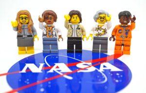 Women of NASA Lego set