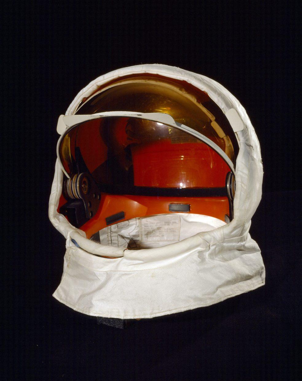 Aldrin's visor