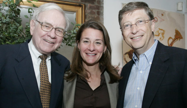 The Mind Blowing Wealth Of Jeff Bezos Bill Gates And Warren Buffett