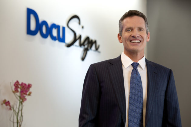 DocuSign Gets $629 Million in Above-Range US Tech Offering