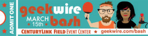 GeekWire Bash 2018, presented by First Tech Federal Credit Union