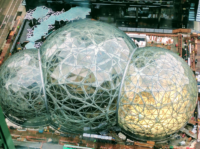 Amazon biodomes