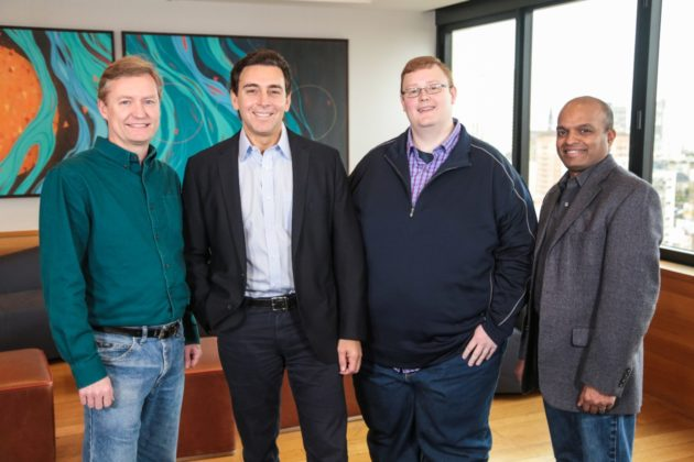 Ford and Argo AI executives