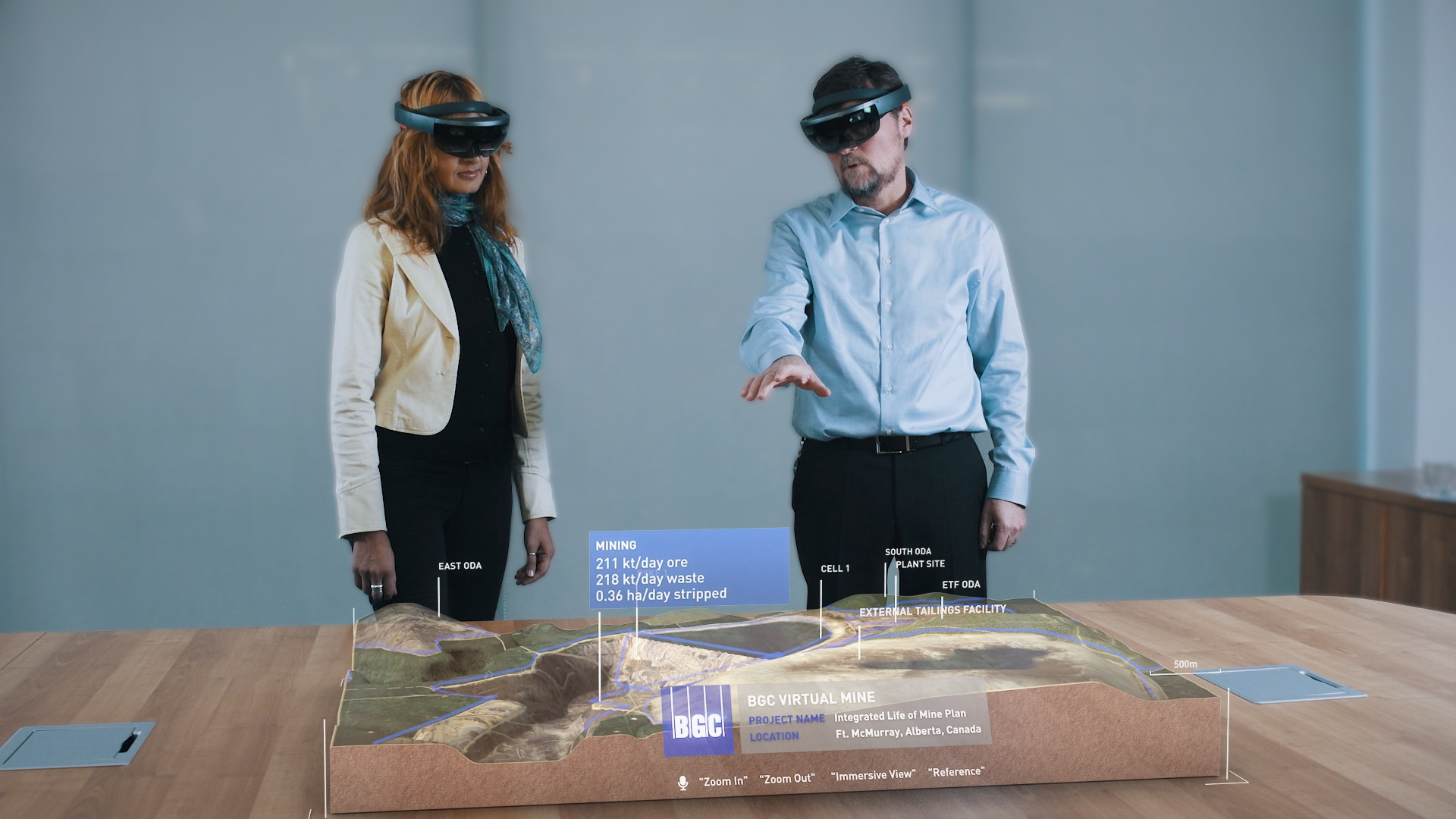 Hololens And Engineering How This Earth Sciences Firm Is