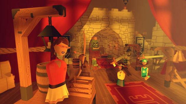 Rec Room Quest