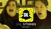 SNL on Snapchat