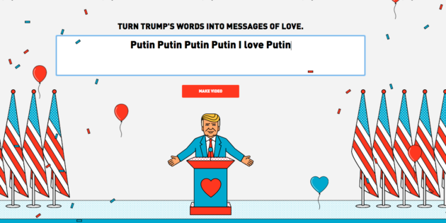 Trump With Love