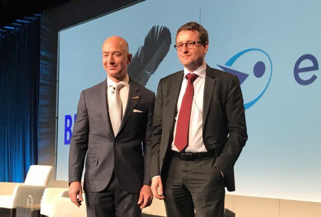 Bezos and Belmer