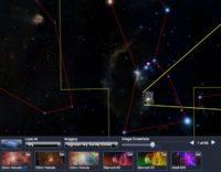Orion Nebula imagery