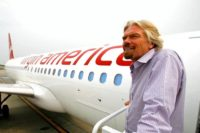 Richard Branson and Virgin America
