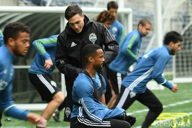 As Sounders FC looks to defend MLS Cup title, use of sports science remains a 'competitive advantage'