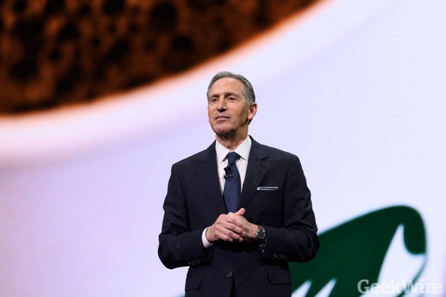 Howard Schultz and more than 100 CEOs urge Congress to save small businesses with relief bill