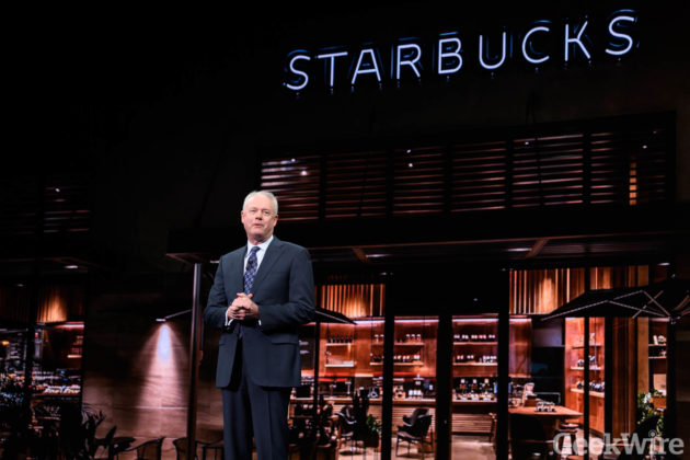 The Starbucks logo has been designed with a couple of features you might have never noticed
