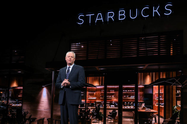 Starbucks quarterly revenue falls short, stock falls