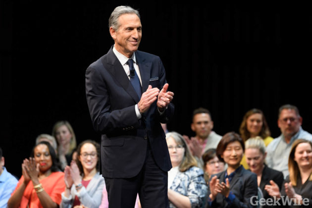 Highlights from Howard Schultz's 60 Minutes interview