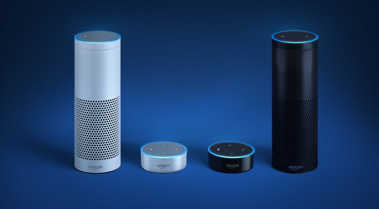 Alexa, change the channel': Amazon Echo speakers can now control