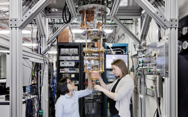 Quantum computers are about to get real