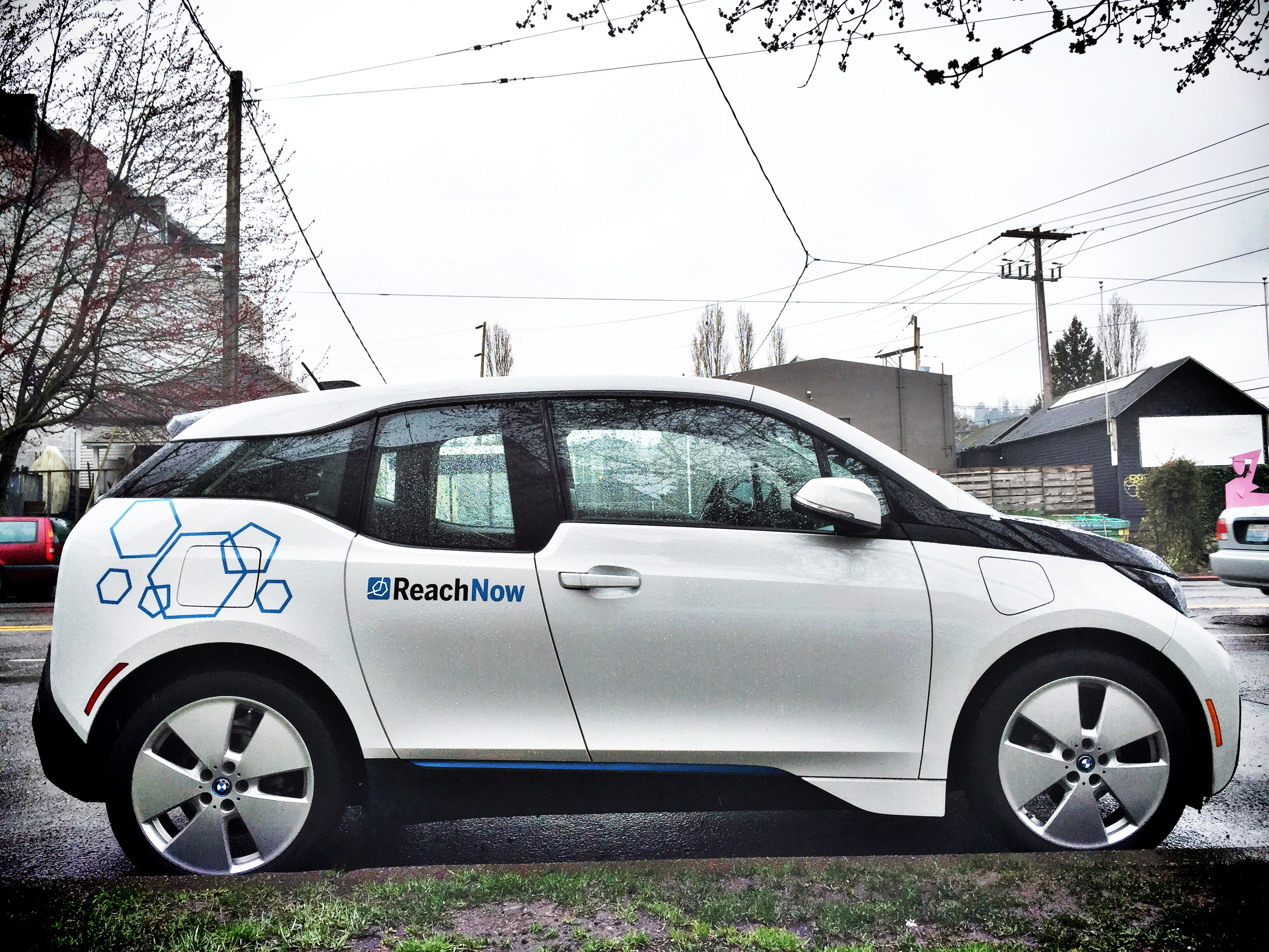 BMW ReachNow car-sharing service shuts down in Seattle and