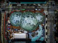 Amazon Spheres drone