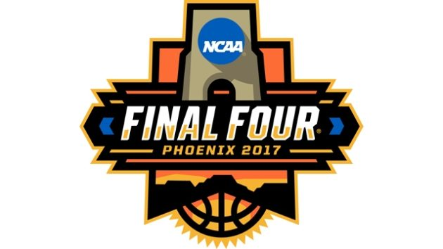 Here are microsoft bings march madness bracket predictions powered final four logo reheart Choice Image