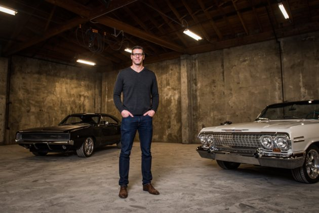 Tech Vet Revs Up The Shop A Club For Car Lovers With A New Ethan
