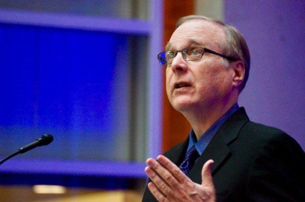 Microsoft co-founder Paul Allen donates $1M to gun reform initiative ...