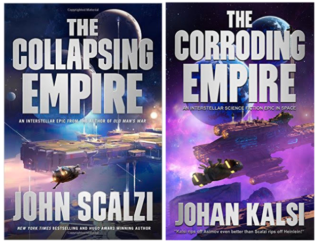 sci fi book covers