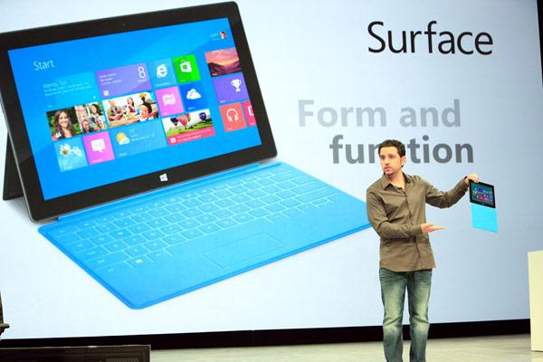 Microsoft Vice President Panos Panay