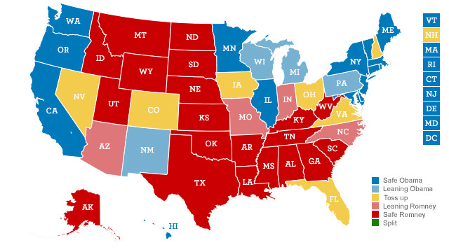 All Politics Is Mobile This Samsung Vs Apple US Map Looks Very - Horizontal us map