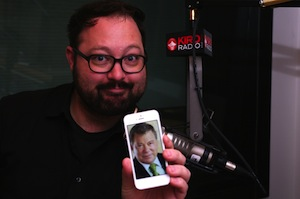 Matt Hickey pays homage to William Shatner and our app of the week, Shatoetry.