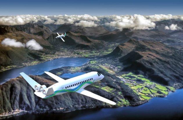 Zunum Aero planes