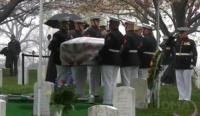John Glenn burial