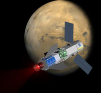 Fusion-driven rocket for NASA
