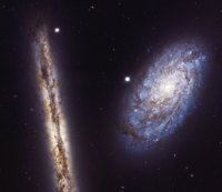 Hubble galaxies