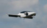 Lilium VTOL plane