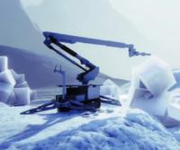 Digital Construction Platform robot
