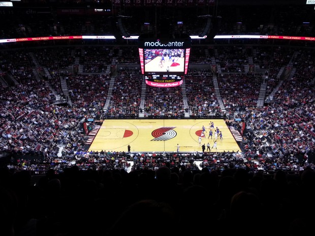 Portland won its 11th straight game on Monday in a 102-91 win over New York at the Moda Center.