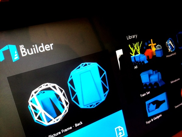 Microsoft S New 3d Builder App For Windows 8 1 Is A 3d