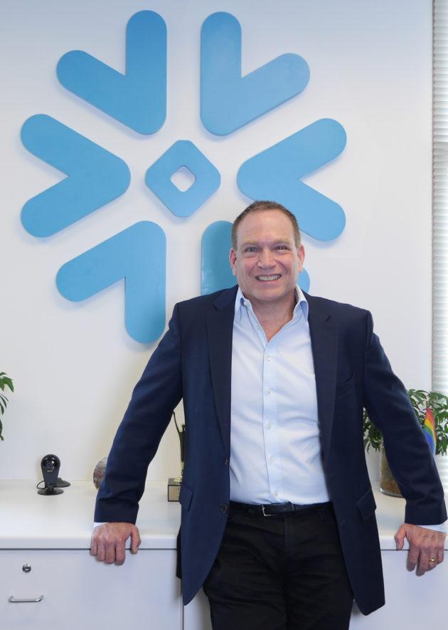 Snowflake cloud data warehouse startup raises $100M