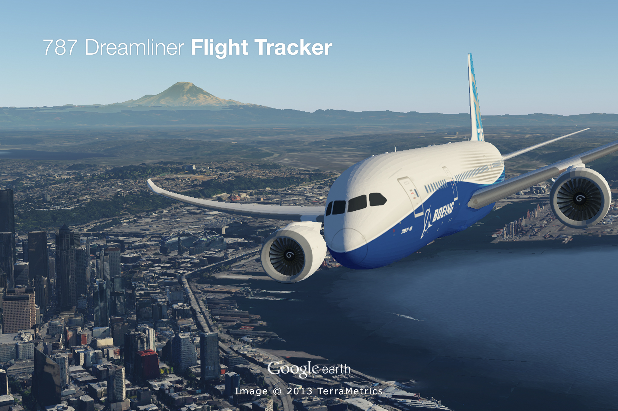 New Boeing website lets you track 787s in real time, look out ...