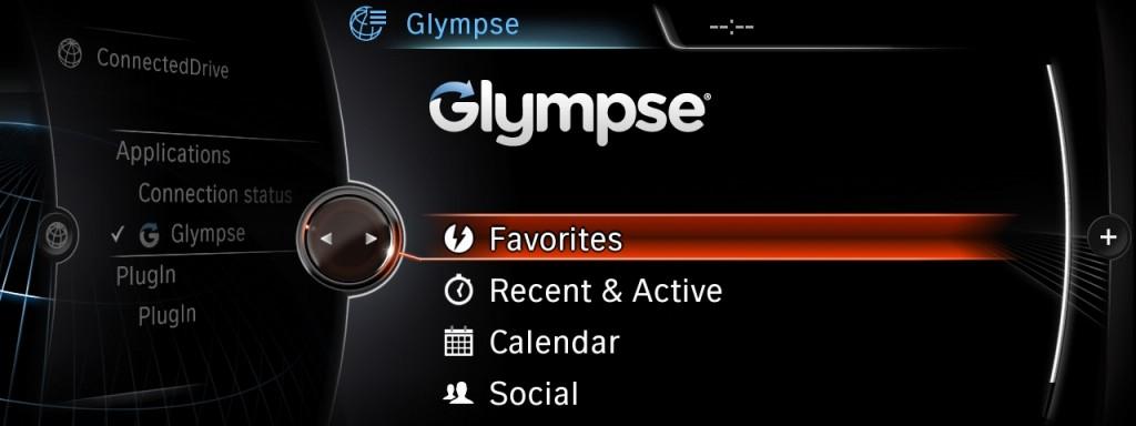 BMWGlympse