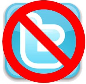 Banning-Twitter
