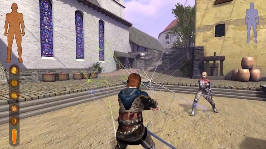 CLANG-tech-demo-screenshot_swords
