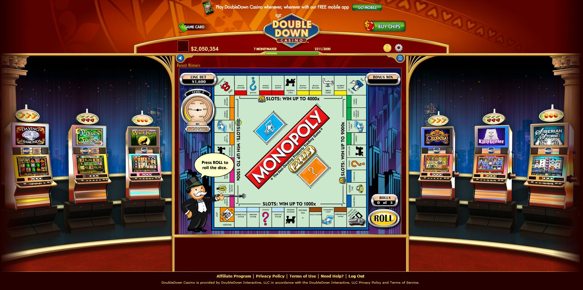 Doubledown casino game card horizon casino