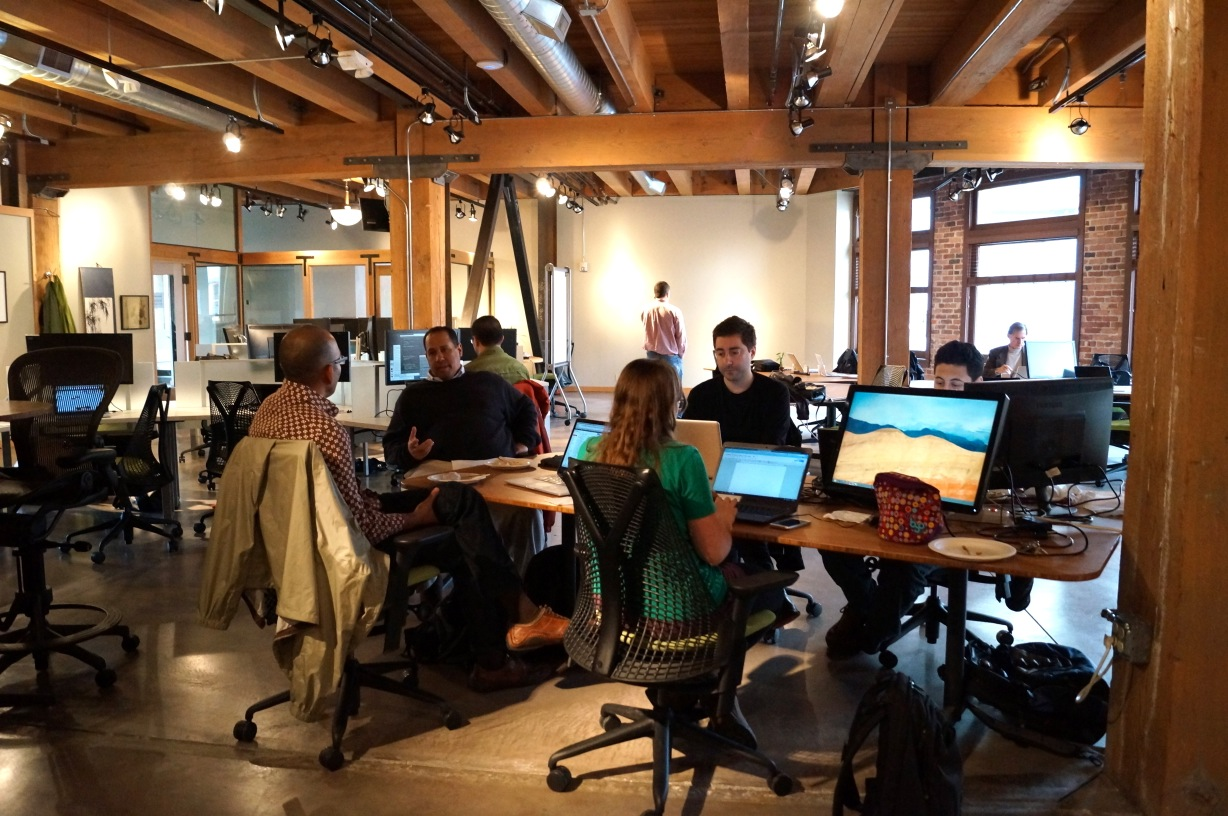 Impact Hub expands coworking space, set to open Kirkland office - GeekWire