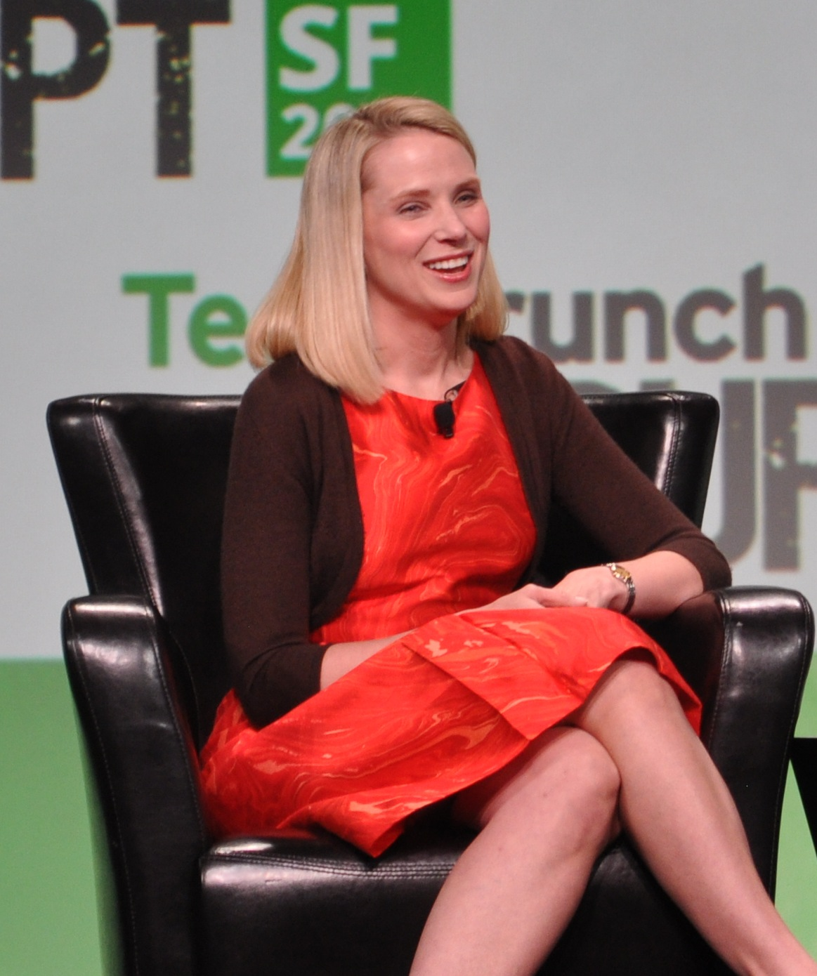 Mayer Yahoo Sees 800M Users A Month 12k Resumes GeekWire