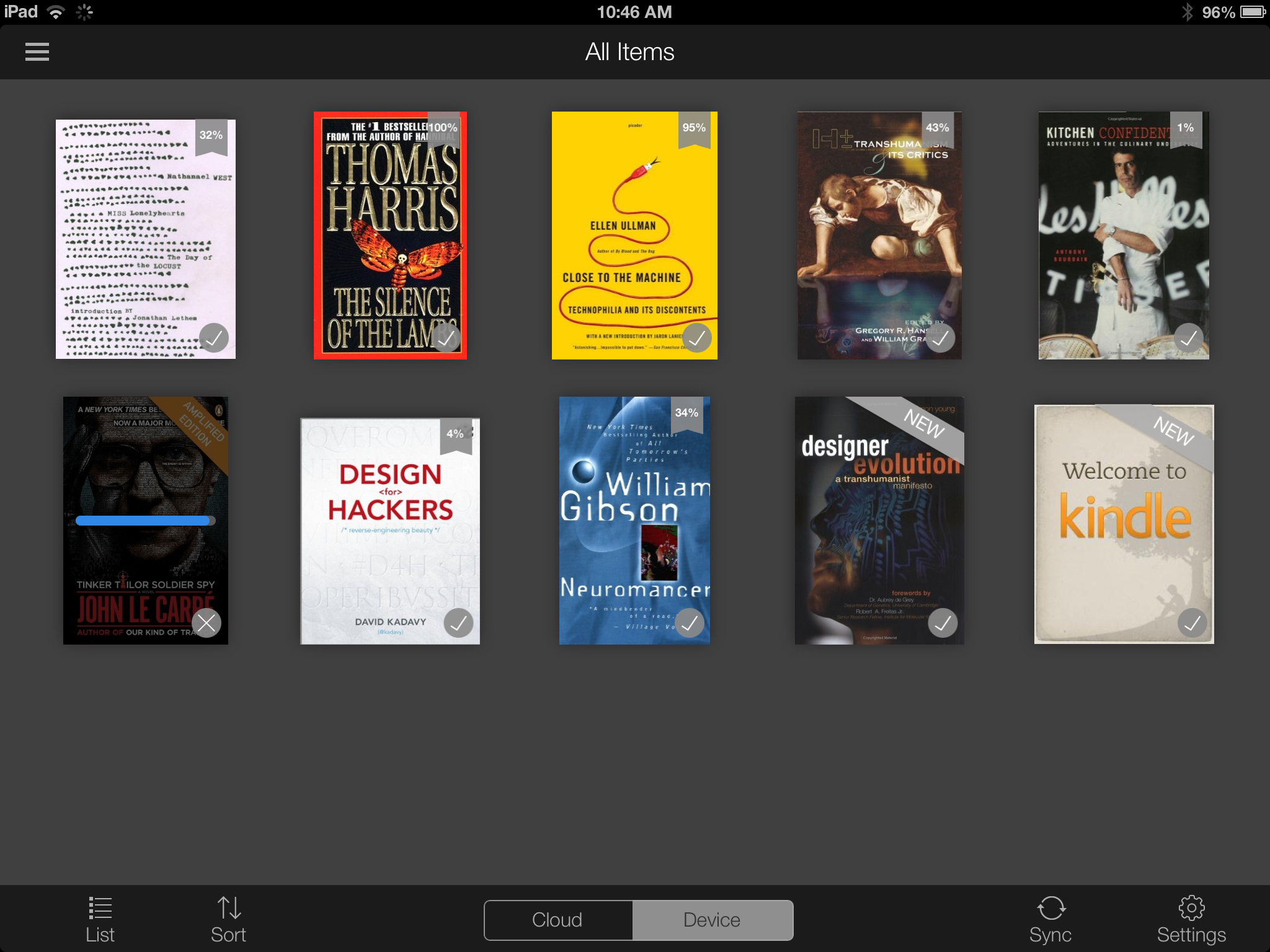 Amazon Updates Kindle App For Ios 7 Adds New Features